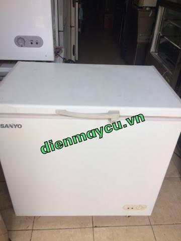 tủ đông cũ SanYo SF-C24K