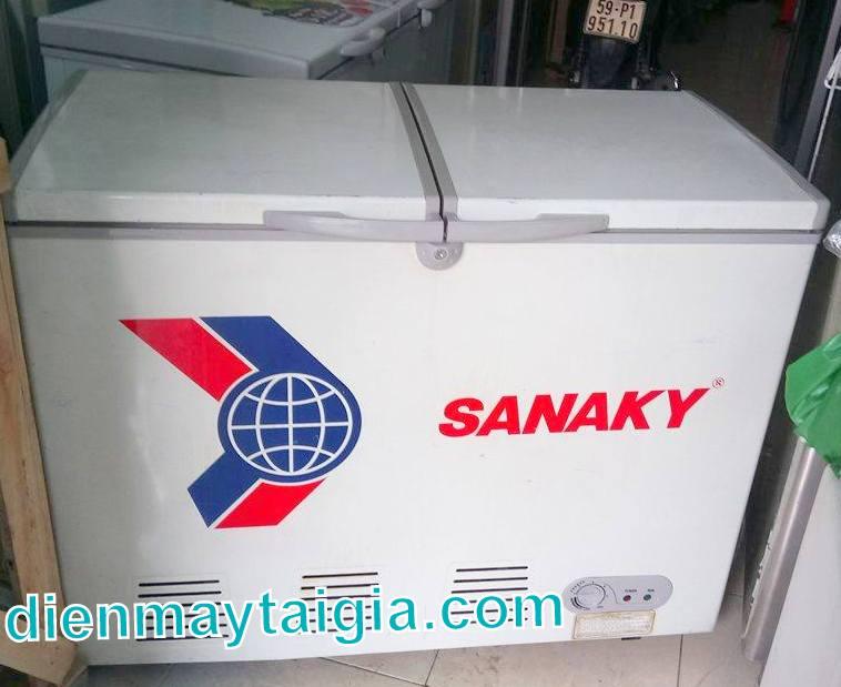 Tủ đông cũ Sanaky 280 lít ( VH-288A)