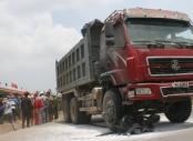 Đề xuất dừng nhập khẩu xe ben Trung Quốc