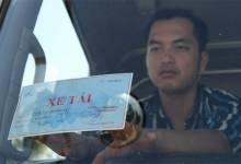 Không dán phù hiệu xe tải, phạt 3-5 triệu đồng từ 1 tháng 7