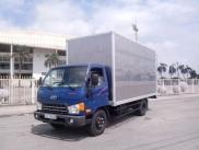 Xe tải 3.5 tấn Đồng Vàng thùng kín