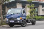 Hyundai 3.5 tấn HD72  Đồng Vàng