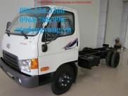 Hyundai 3.5 tấn HD72 Cabin Sát Xi