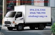 Hyundai 3.5 Tấn HD72  Thùng Bảo Ôn