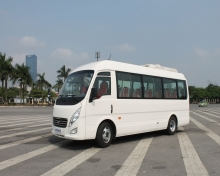 Daewoo Lestar 29 chỗ nhập khẩu nguyên chiếc