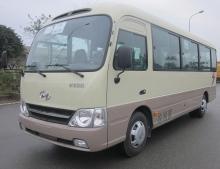 Hyundai County Đồng Vàng 29 chỗ
