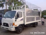 Xe tải Hyundai HD78 nhập khẩu