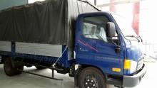 Xe tải 7 tấn Hyundai Đồng Vàng Mui Bạt