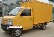Xe tải Dongben thùng kín