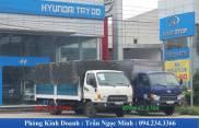 Xe Tải 7 tấn Hyundai HD700 Đồng Vàng mới 100% giá 645.000.000