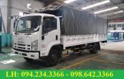 Xe tải 8 tấn Isuzu Vĩnh Phát