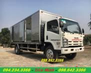 Xe tải 8 tấn Isuzu Vĩnh Phát giá 750 triệu xe sát xi 2018