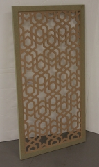 Cắt laser trên gỗ mẫu 2