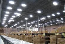 Các giải pháp chiếu sáng đèn led nhà xưởng