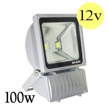 Đèn Pha LED 100w (12V 24V DC)
