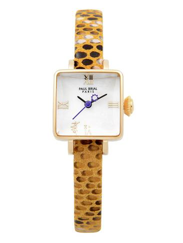 Đồng hồ nữ Paul Brial B8004 GDYE