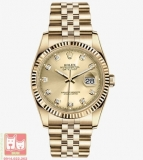 Đồng hồ Rolex Datejust R004 Automatic gold for men