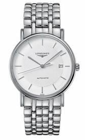 Đồng hồ Logines -Automatic-L4.821 White