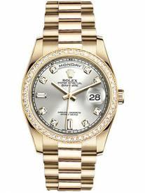 Đồng hồ Rolex Diamond R1598 cao cấp dành cho quý ông