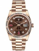 Đồng hồ Rolex Rose Gold R1685 sang trọng cho quý ông