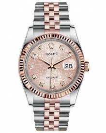 Đồng hồ Rolex R6229 vàng hồng sang trọng dành cho quý ông