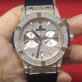 Đồng hồ Hublot Diamond sang trọng đẳng cấp