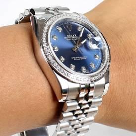Đồng hồ Rolex R7559 diamond sang trọng đẳng cấp cho quý ông