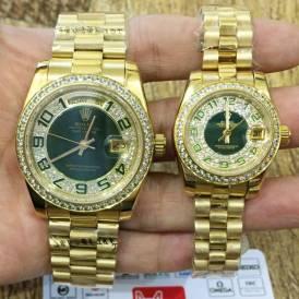 Đồng hồ đôi Rolex R115.266 R115.268 sành điệu cho tình yêu