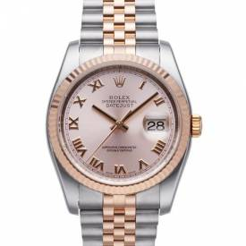 Rolex Oyster Perpetual Datejust 36 116231 lịch lãm phái mạnh