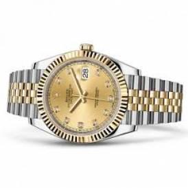 Rolex Datejust 126333 Automatic Diamond Gold