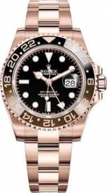 Everose Rolex GMT-Master II 126715CHNR Automatic