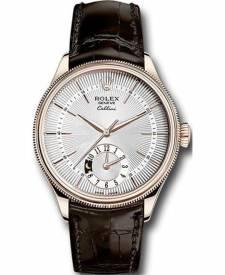 Đồng Hồ Rolex Cellini Dual Time 50525 Automatic