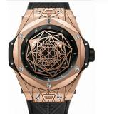 Hublot Big Bang Bleu King Gold 465.SS.1117.VR.1204.MXM17 Automatic