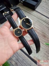 Đồng hồ đôi MOVADO COUPLE MUSEUM WATCH siêu đẹp