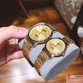 Đồng hồ đôi Rolex Couple siêu đẹp