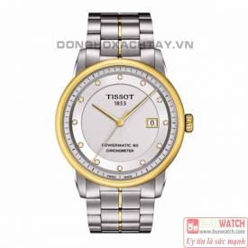 TISSOT LUXURY AUTOMATIC POWERMATIC 80 T086.208.22.116.0