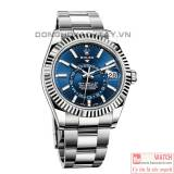 Rolex Sky-Dweller Blue Dial Automatic Men's Oyster Watch RL326934BLSO