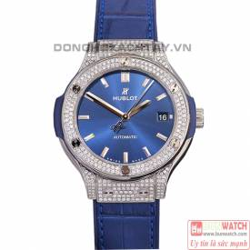 Hulblot Classic Fusion Diamonds Option 1099676 Replica  Automatic