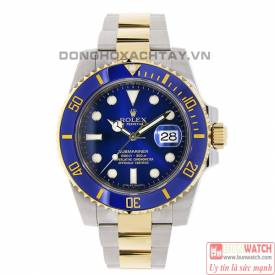 Rolex Blue Submariners R116613