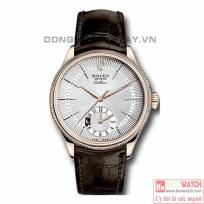Dong-Ho-Rolex-Cellini-Dual-Time-50525-Automatic