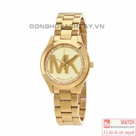 MICHAEL KORS Mini Slim Runway Ladies What MK3477