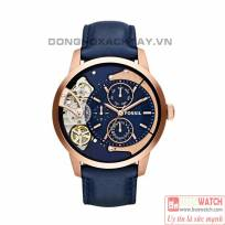Fossil-Townsman-Multi-Function-Navy-Blue-Dial-Men039s-ME1138