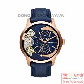Fossil Townsman Multi-Function Navy Blue Dial Men's ME1138