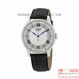 Tissot Heritage Sovereign Silver Dial Men's Watch T66.1.723.33