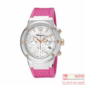 Salvatore Ferragamo Women's FIH020015 Quartz Pink Watch