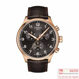TISSOT Chrono Classic XL Chronograph Black Watch T116.617.36.057.01