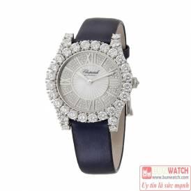 CHOPARD L'HEURE DU DIAMANT DIAMOND GUILLOCHE 139419-1001