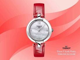 TISSOT T Lady Pinky T084.210.16.116.00 authentic