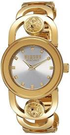 Versus by Versace Carnaby Street SCG090016 Yellow Gold-plated Analog Watch