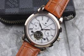 Đồng hồ Vacheron Constantin V699 dây da sành điệu